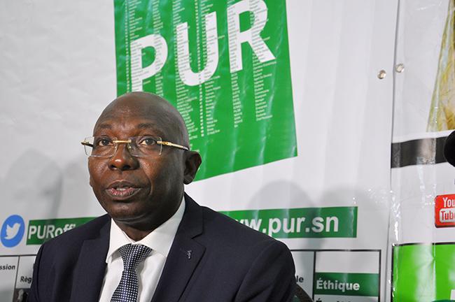 Dialogue national du 21 novembre : Le Pur annonce sa participation