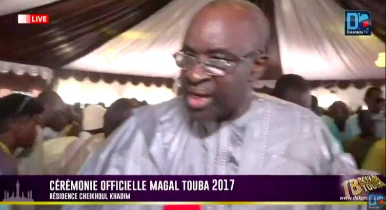 L'appel du Khalif Général des mourides au dialogue : Moustapha Cissé Lô en phase avec Touba