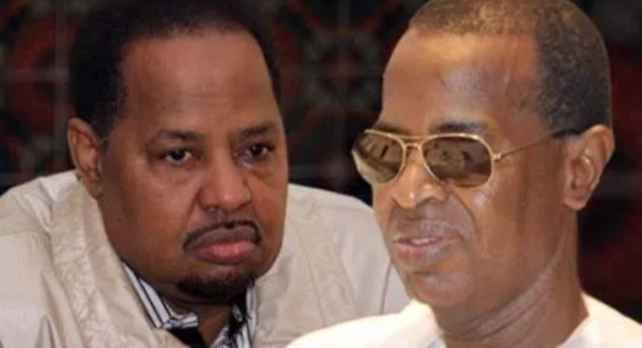 Inhumation du Khalife de Léona Niassène : Les retrouvailles entre Ahmed Khalifa Niass et Sidi Lamine Niass