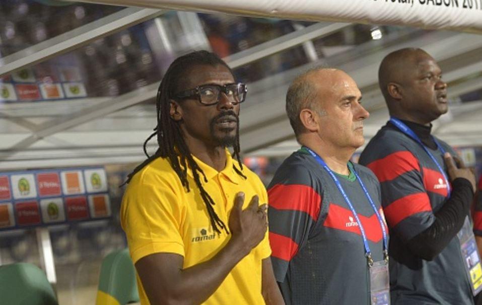 Mondial 2018 : Aliou Cissé, l'héritier de Bruno Metsu