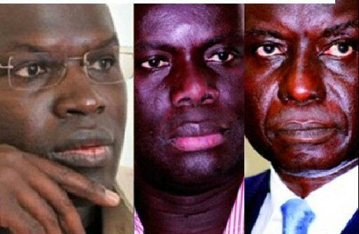 Dialogue politique : Idy, Gackou, Khalifa…non partants /  Manko Taxawu Senegaal pose la libération du maire de Dakar en pré-condition
