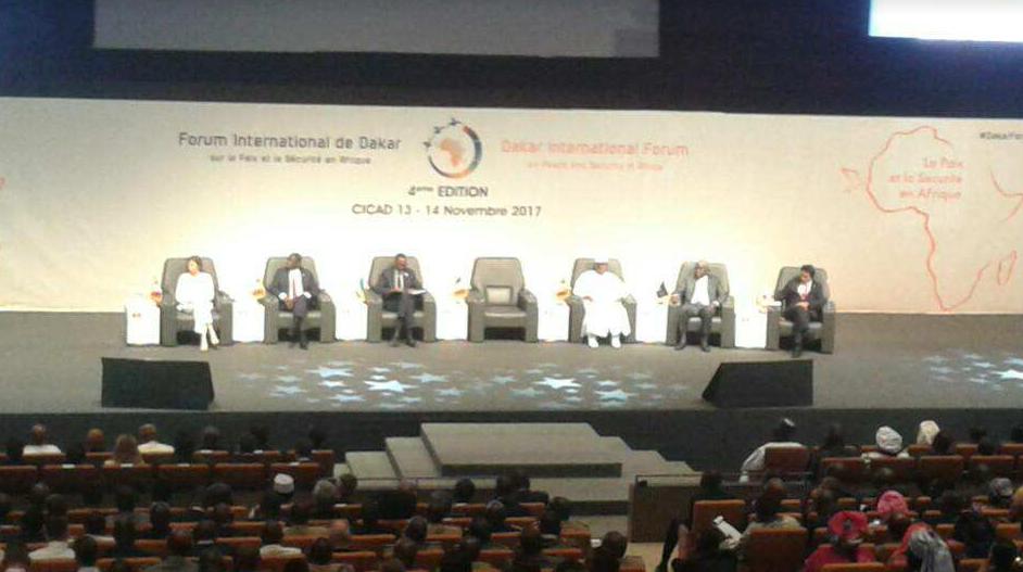 4e édition du Forum Paix et Sécurité de Dakar : L'aide-de-camp du Président malien oublie d'apporter le discours / Ibk improvise et rate l'exercice