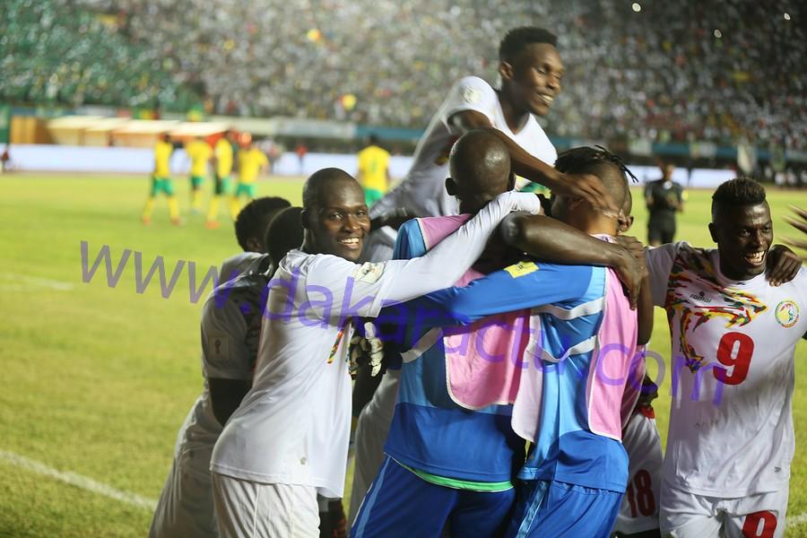 CM 2018 : Le Sénégal confirme sa suprématie en battant l'Afrique du Sud à domicile
