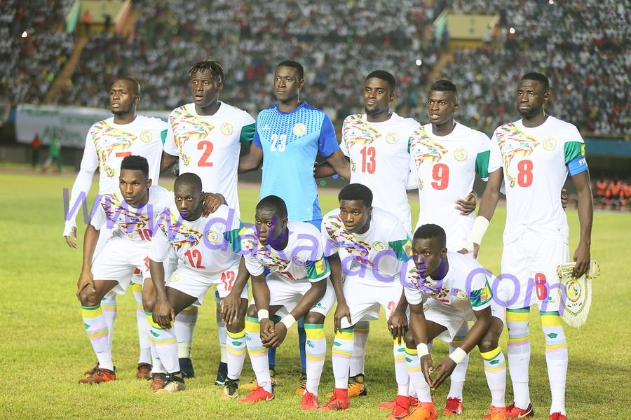CM 2018 : Les images du match Sénégal vs Afrique du Sud au stade Léopold Sédar Senghor