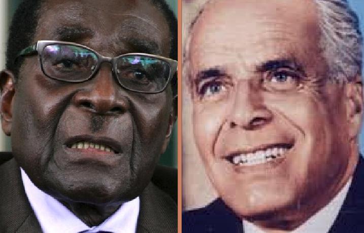 Bruits de bottes à Harare : Robert Mugabe sera-t-il déposé à la tunisienne ?