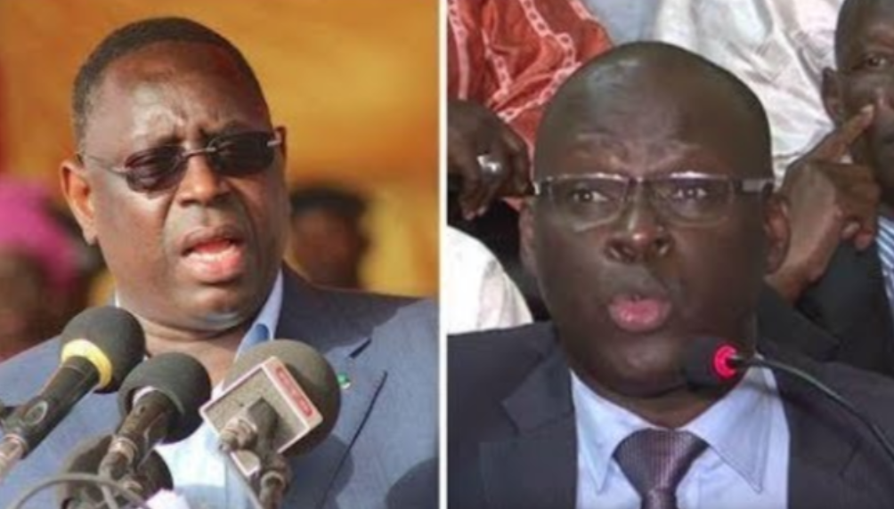 Le dialogue politique « divise » Manko : Cheikh Bamba Dièye accepte la main tendue de Macky  Sall