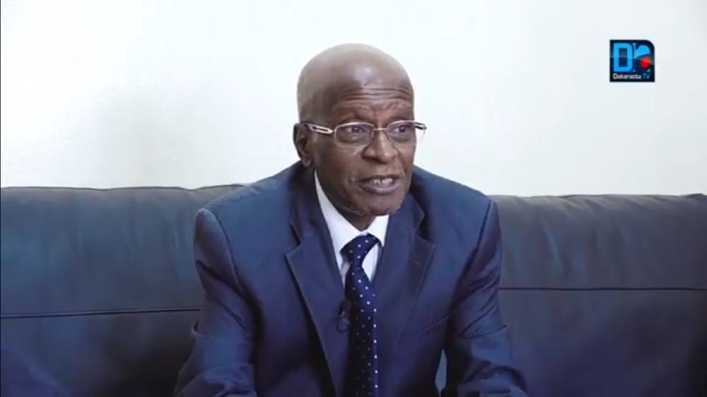 Présentation du Professeur Abdoulaye Elimane Kane, parrain de la 25ème édition de la Journée de l'Ecrivain Africain (du 7 au 13 novembre 2017)