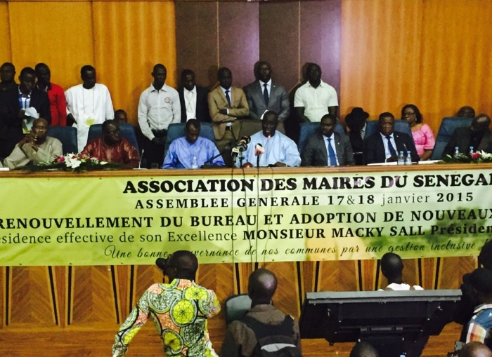 LUTTE CONTRE LE PALUDISME : L'Association des maires du Sénégal (AMS) s'engage