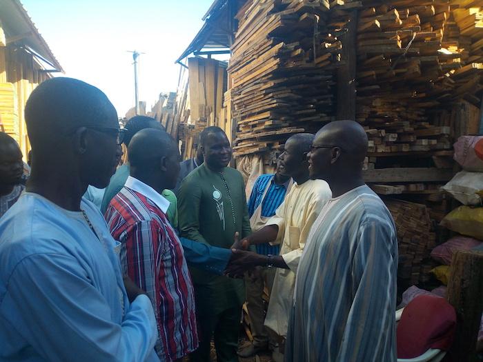 INCENDIE PARC LAMBAYE : Le parti Rewmi apporte son soutien et sa compassion aux sinistrés