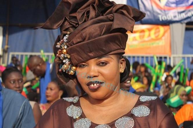 """La députée Awa Guèye compare Me Abdoulaye Wade à un vieux lion qui est fatalement blessé"""""""
