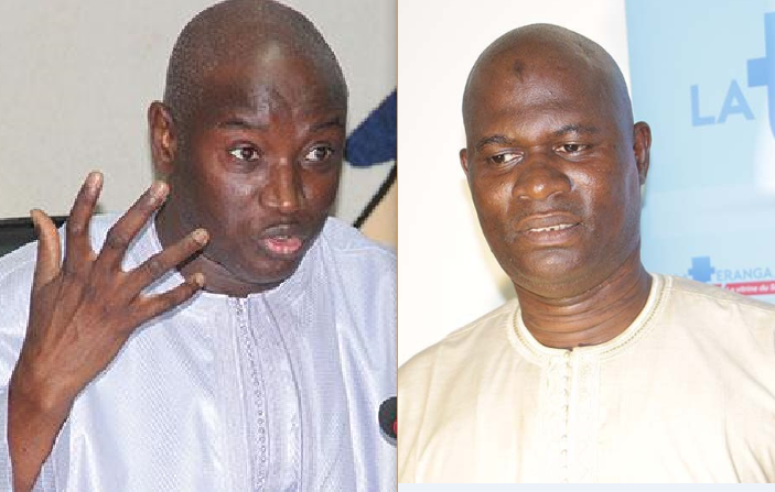 Excédé par Ousmane Faye et Cie / Aly Ngouille exhibe ses biceps : « Man li yeungueuloumeu ! »