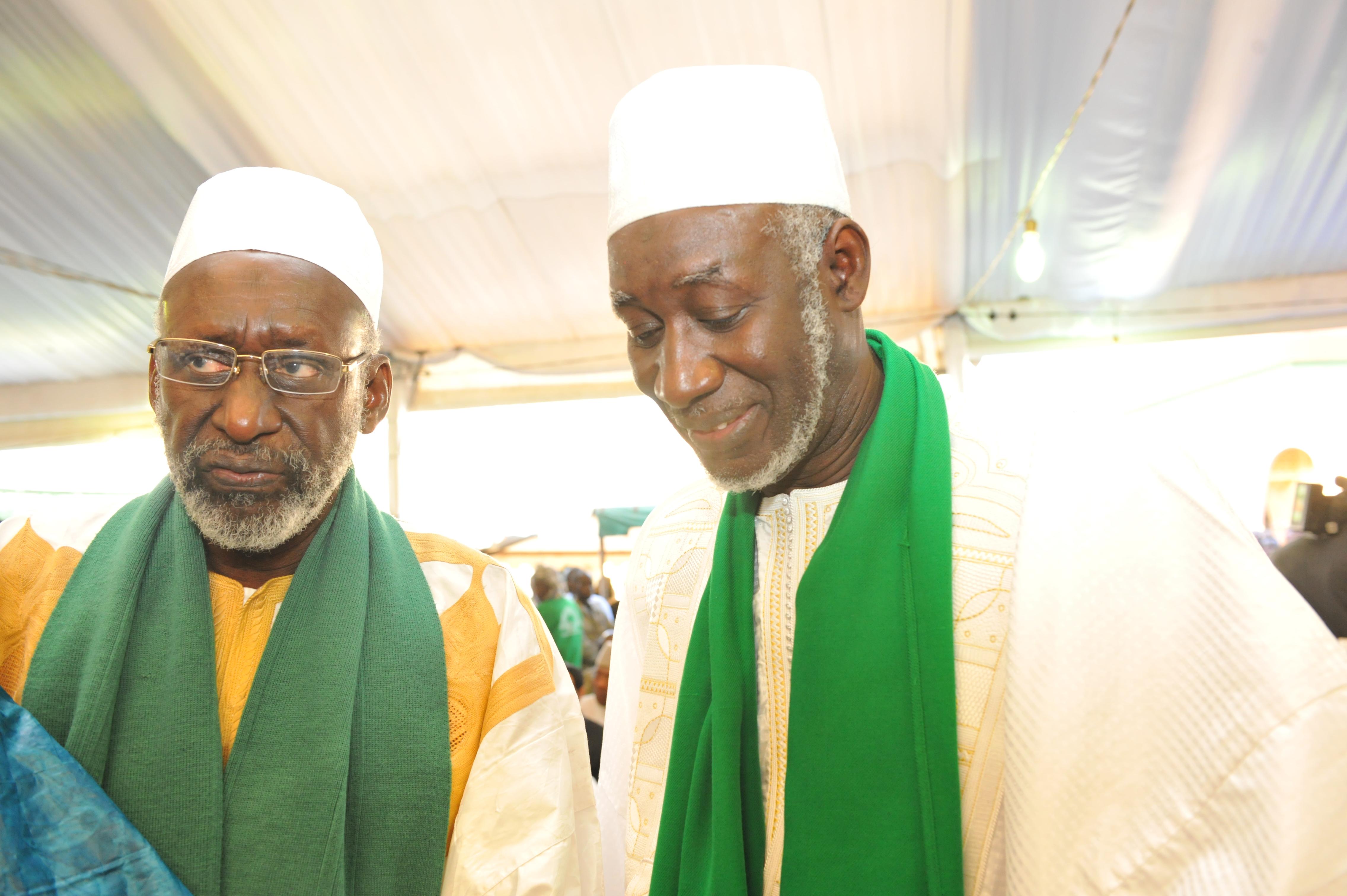 L'imam ratib de la mosquée Omarienne dénonce le commerce des migrants africains
