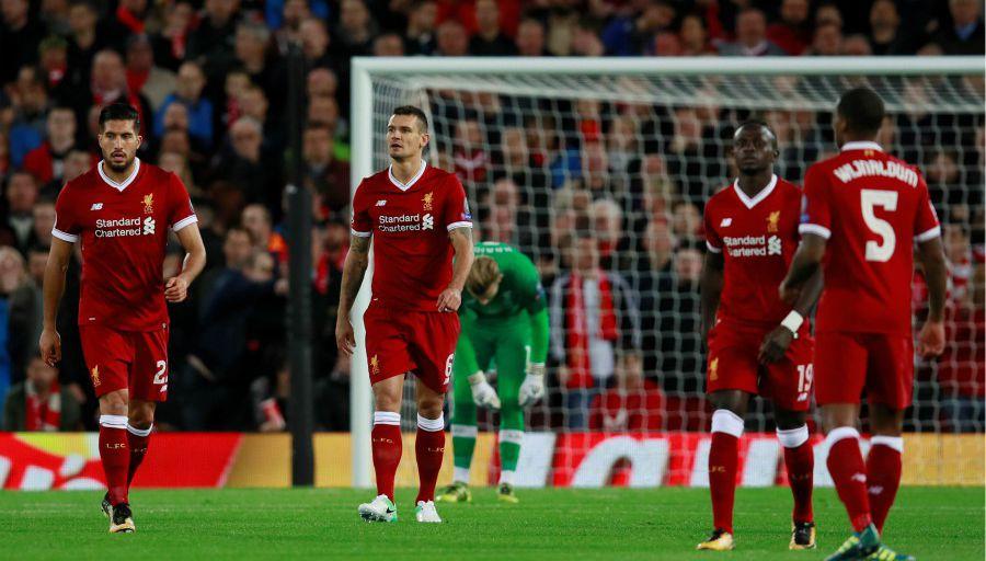 Ligue des champions : Sadio Mané et Liverpool pas encore qualifiés