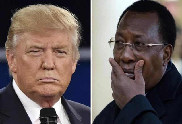 L'inculpation de Gadio exacerbe la « guerre froide » entre Déby et Trump : Au commencement fut le décret migratoire de l'Américain contre des Tchadiens