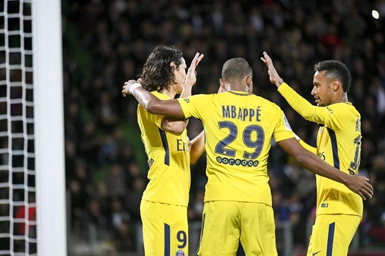Phase de poules : 24 buts, le PSG explose un record