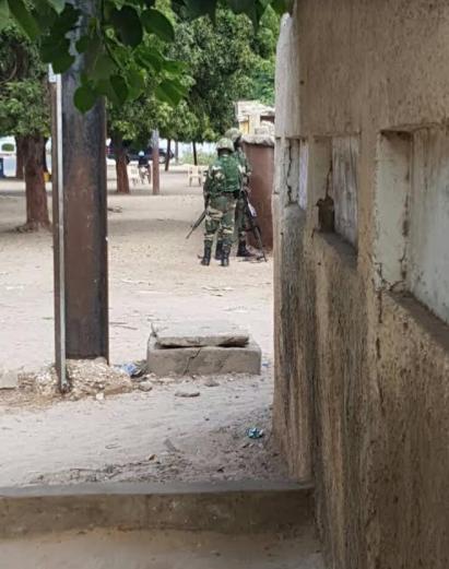 FORTE PRÉSENCE MILITAIRE À SAINT-LOUIS - La région du fleuve en mode simulation contre toute attaque terroriste