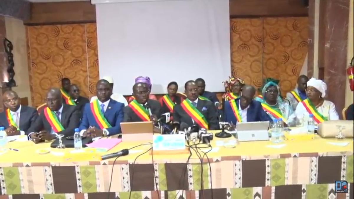 """Déclaration des députés de l'opposition : """"La saisine de la commission des lois pour instruire la commission ad hoc est illégale"""""""