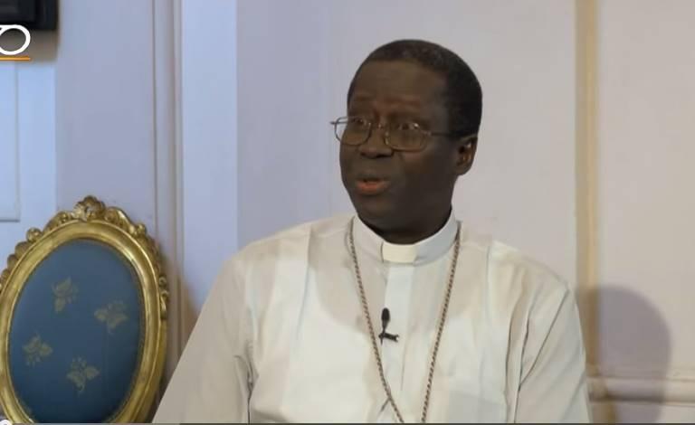 MBOUR /Mgr Benjamin Ndiaye, Chef de l'Église se prononce sur le dialogue politique et la situation en Libye.