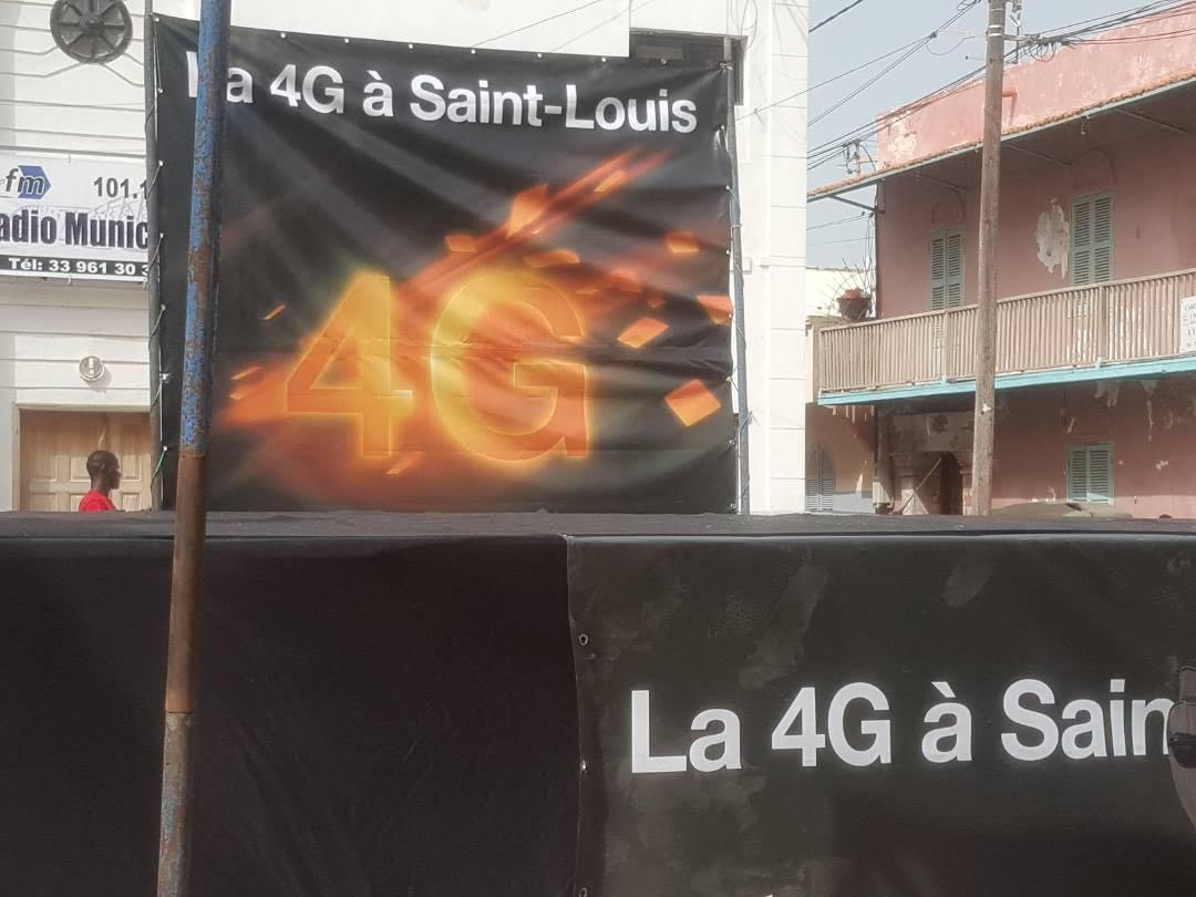 Le groupe Sonatel à Saint-Louis pour lancer la 4G et participer au Forum RSE et au Forum de Saint-Louis