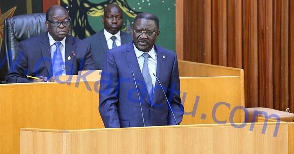 Assemblée nationale : Le projet de budget 2018 du ministère de l'Agriculture arrêté à plus de 195 milliards