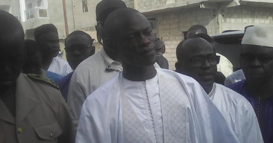 Kaolack : Le ministre de la jeunesse, Pape Gorgui Ndong, en mission de réconciliation chez les jeunes