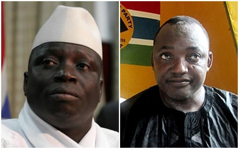 GAMBIE : « Effacer » Jammeh, l'obsession de Barrow