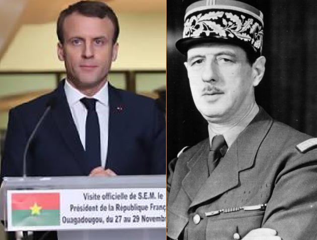 Débat sur la Cfa : Macron parle à l'Afrique, comme le ferait de Gaulle