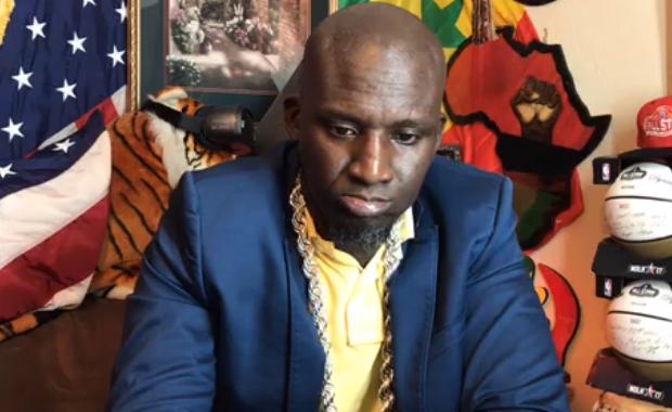 Urgent : Assane Diouf placé sous mandat de dépôt