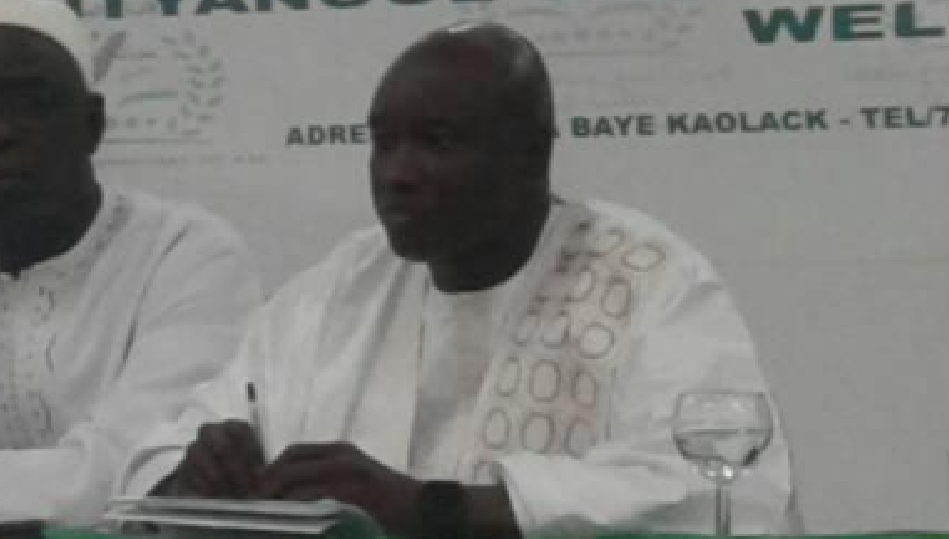 Médina Baye : Aly N'gouille Ndiaye mentionne dans son discours les projets de l'État pour la modernisation de Médina Baye