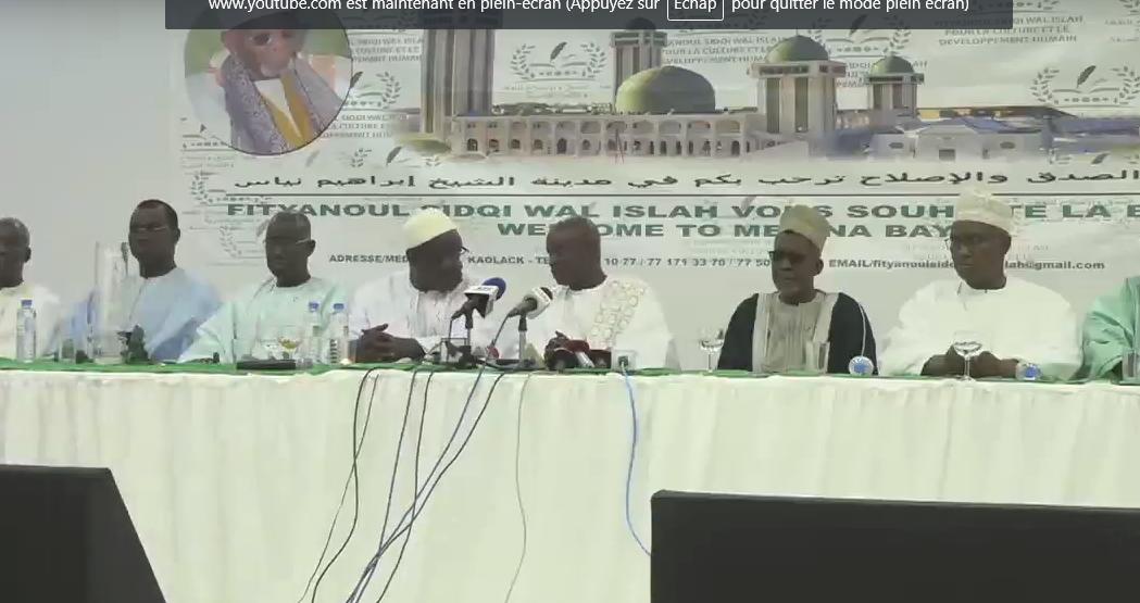 Cérémonie officielle à Médina Baye : composition de la délégation gouvernementale conduite par Aly Ngouille Ndiaye
