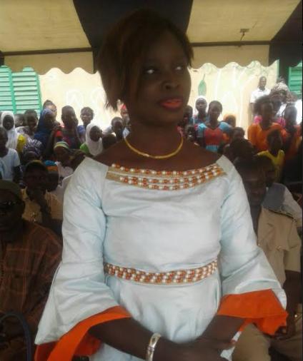 MBOUR/THÉRÈSE FAYE INAUGURE 17 BORNES FONTAINES, ABREUVOIRS ET UNE PLATE FORME MULTIFONCTIONNELLE POUR LES FEMMES DE DIARRÈRE…