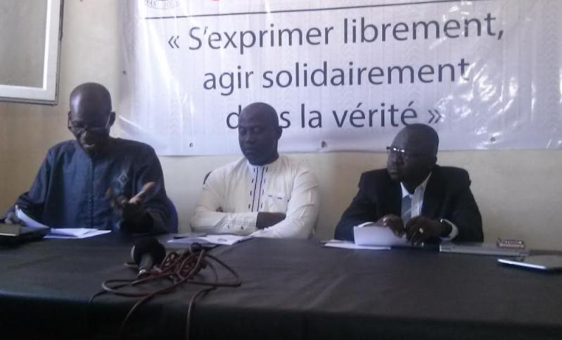 Risque de perturbation de l'année scolaire 2017/2018 : Syndicat des Enseignants Libres du Sénégal Authentique (SELS/A) dépose son préavis demain 06 Décembre