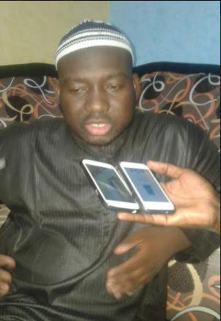 """Cheikh Ibrahima Diallo, fils aîné du Khalife de Sagne Bambara : """" Nous avons pris toutes les dispositions pour la bonne réussite du Gamou de Sagne Bambara """""""