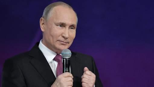 Russie : Poutine se porte candidat pour un 4e mandat