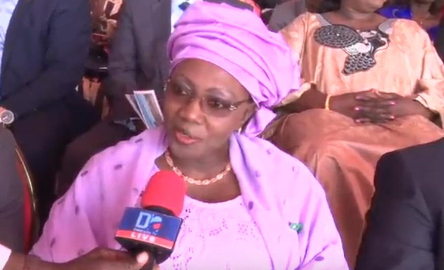 Inauguration de l'Aibd : Aminata Tall rend hommage à la famille de Blaise Diagne