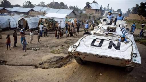 Quatorze casques bleus tués en RDC, plus de 40 blessés