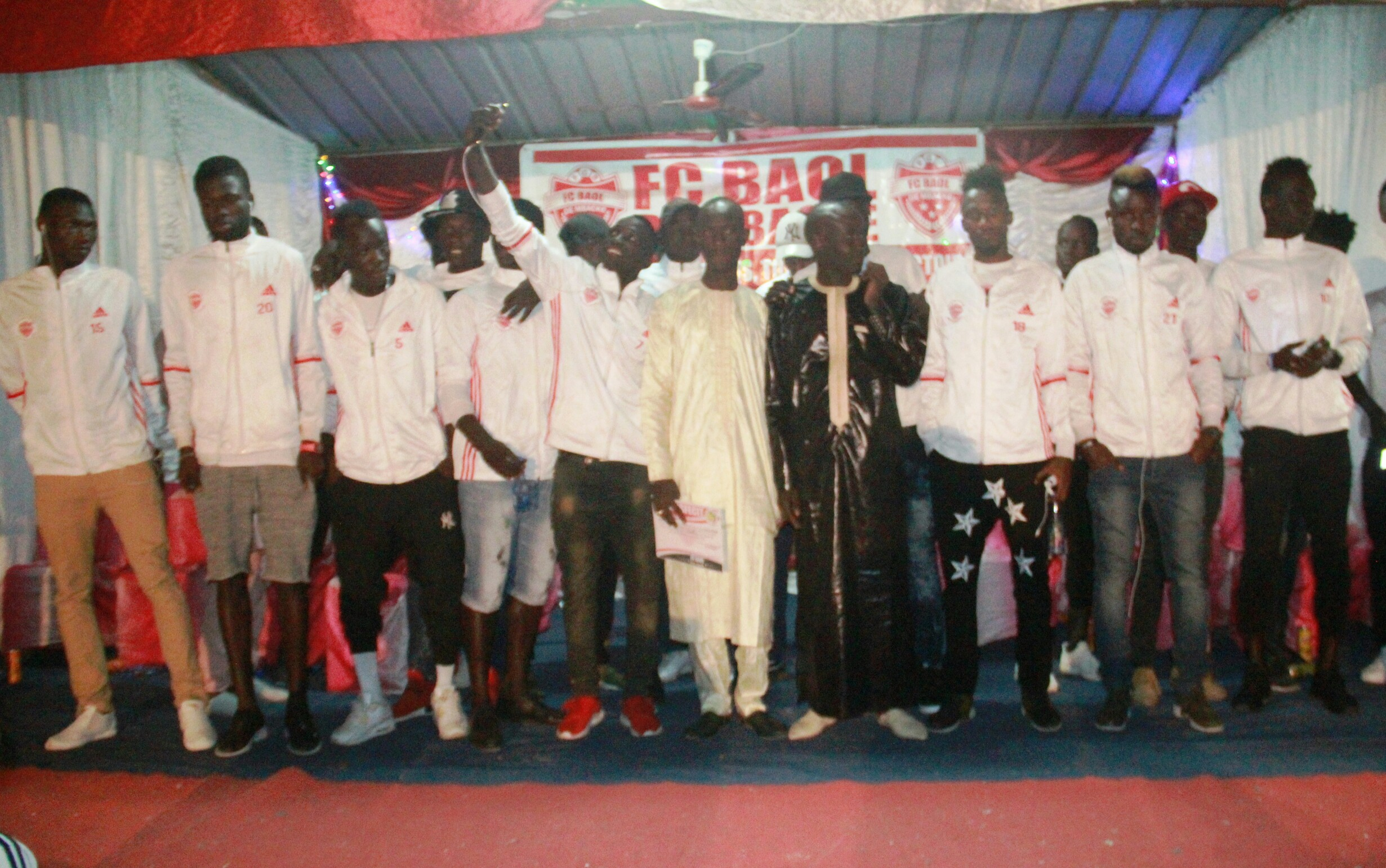 SPORTS - Le Fc Baol aborde la Nationale 1 avec de nouvelles ambitions
