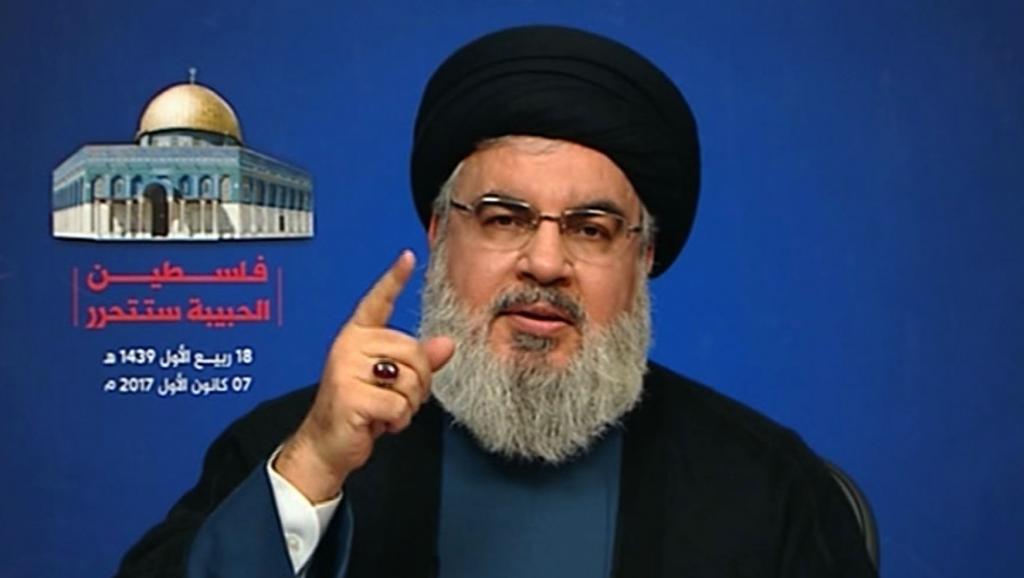 Jérusalem : Le Hezbollah appelle à la mobilisation contre la décision de Trump