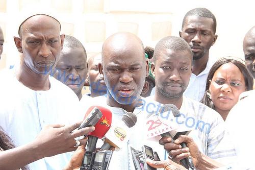 Le Maire de Ngoundiane au chevet des daaras de sa commune