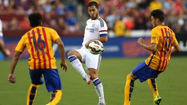 Ligue des champions : un choc Chelsea-Barça en huitièmes