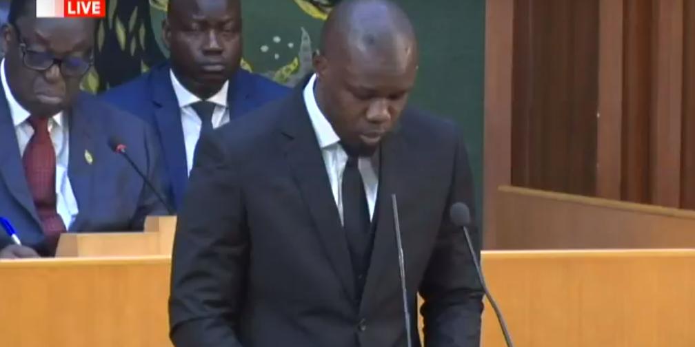 Le secteur industriel parent pauvre des financements publics  / Ousmane Sonko interpelle le MEF : « Quelle est la vision industrielle du président Macky Sall ? »