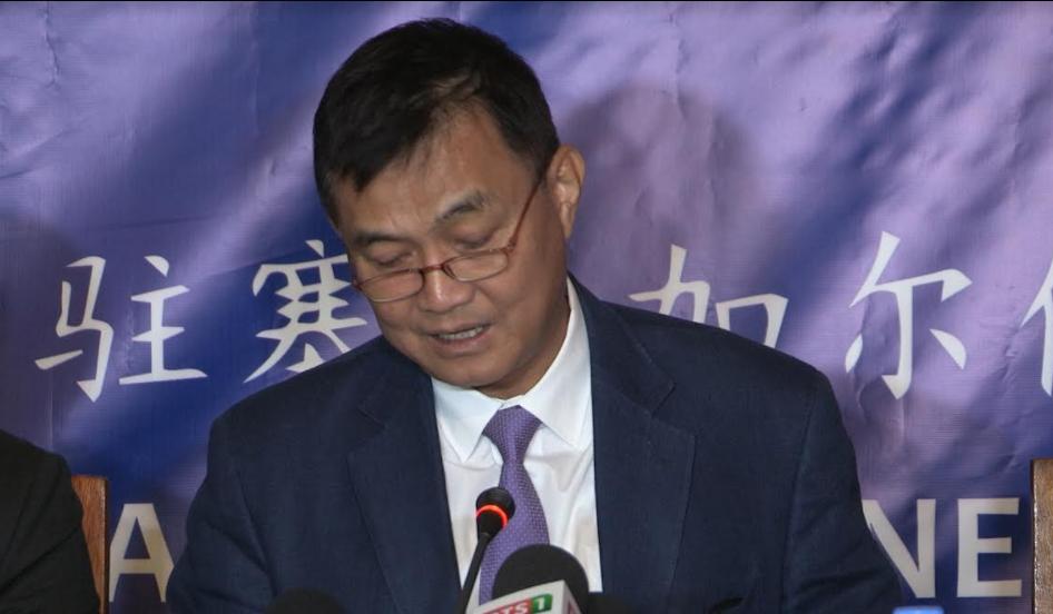 Coopération : L'ambassadeur Zhang Xun évalue l'investissement direct non financier chinois au Sénégal à plus de 36 milliards