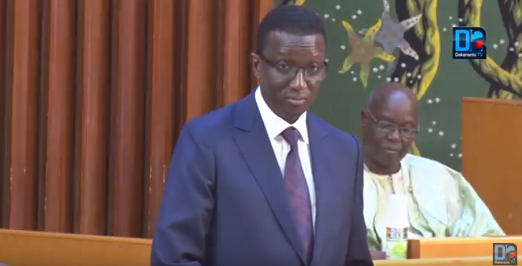 """Train express régional (TER) : Amadou Bâ ne comprend pas le """"manque d'ambition de certains responsables de l'opposition"""""""