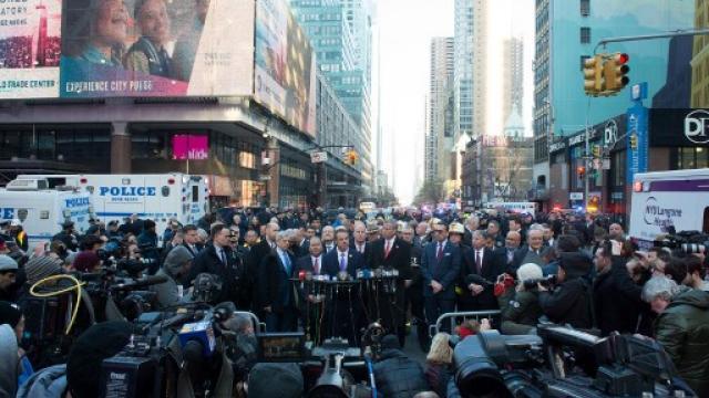 Après l'attaque de New York, Trump demande un durcissement de la politique migratoire