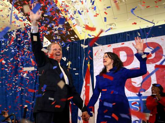 En Alabama, la victoire démocrate est un revers politique majeur pour Trump