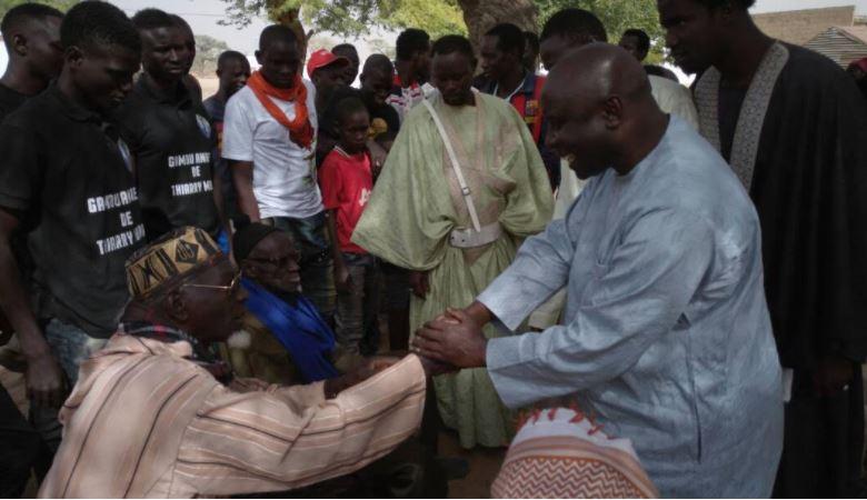 Idrissa Seck dans le Ndiambour : Le Président de Rewmi renseigné sur les difficultés et urgences des populations