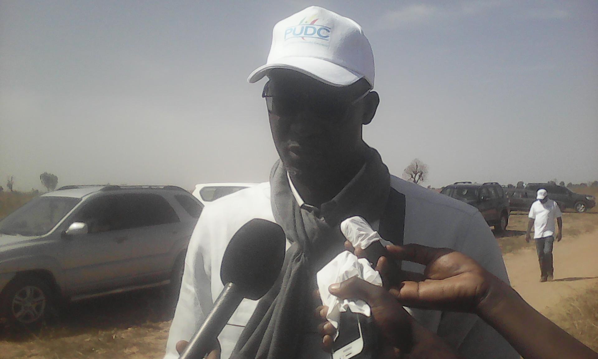 """Cheikh Diop, directeur national du PUDC : """" En l'espace de 2 ans, nous avons réalisé plus de 200 forages"""""""