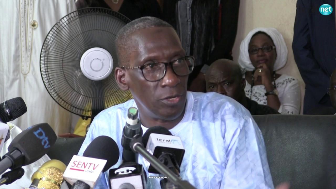 Mamadou Diop Decroix, député : « On instrumentalise la justice pour régler des comptes politiques »