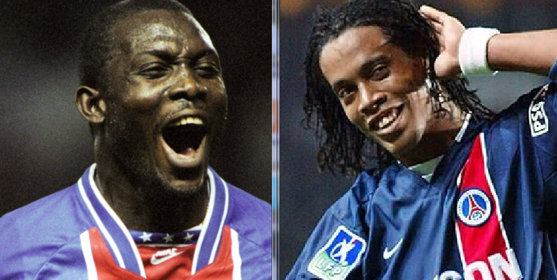 Après George Weah : Ronaldinho, une autre ex-star du Psg se lance en politique
