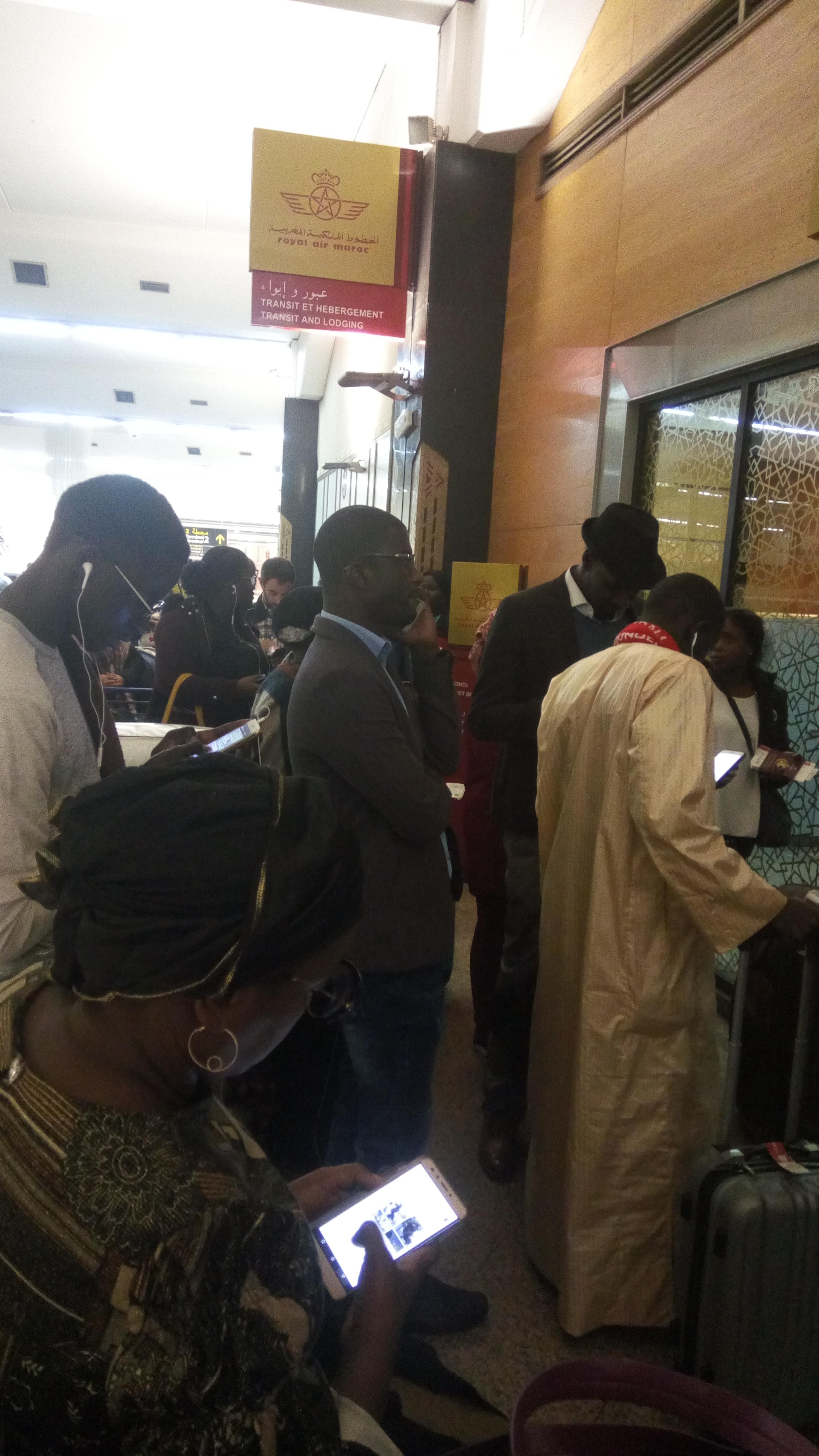 Gréve des contrôleurs aériens : La Ram clouée au sol au Maroc, les passagers désemparés